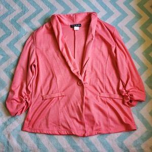 Corral cotton blazer